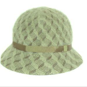 Vintage Kangol Fuzzy Bucket Hat